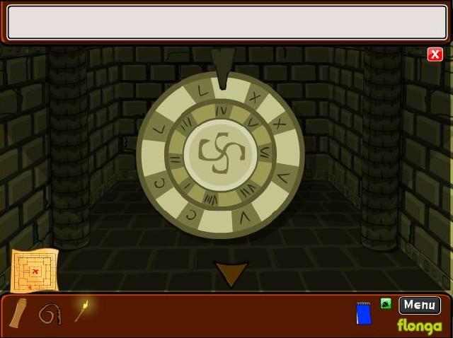Online flash hra Andy Aztec Treasure zdarma