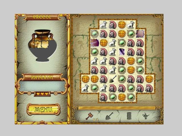 Online hra Atlantic Quest