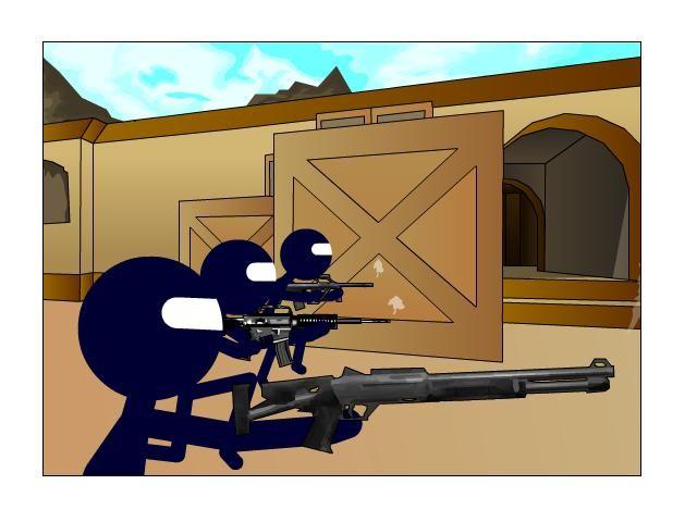 Online hra Counter Strike De Dust