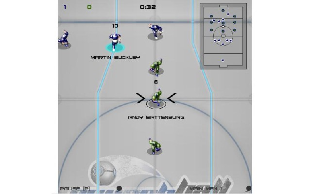 Online hra Crunchball 3000