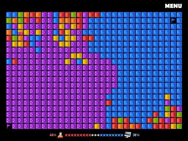 Online hra Cubewars