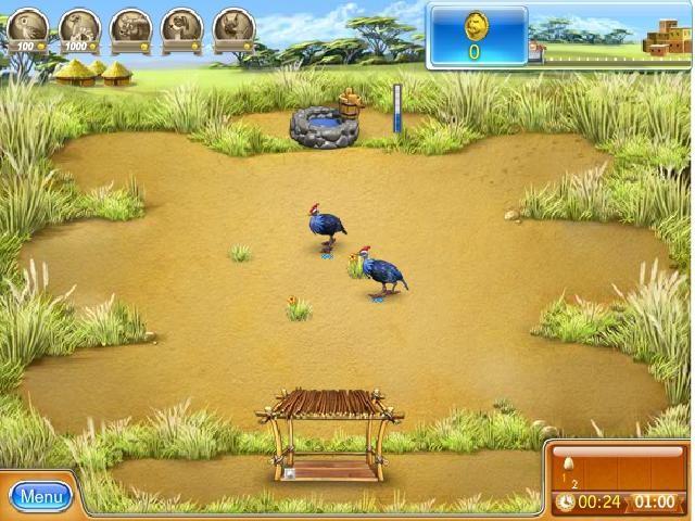 Online hra Farm Frenzy 3