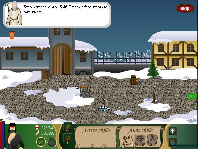 Online hra Feudalism 2