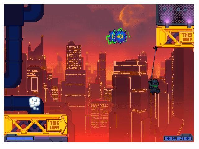 Online hra Final Ninja