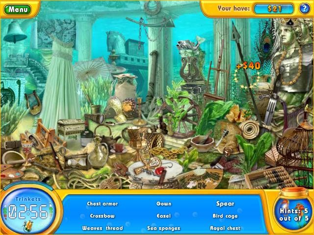 Online hra Fishdom H2O
