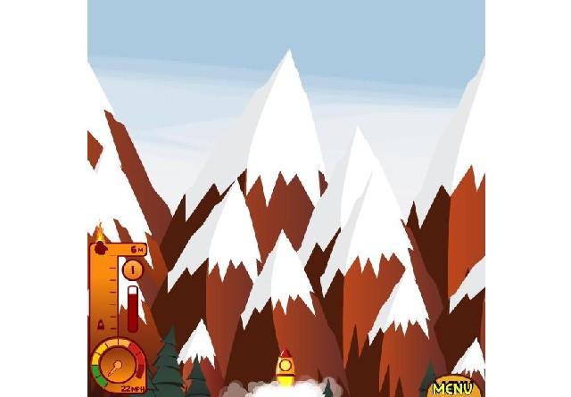 Online hra Fly Hard