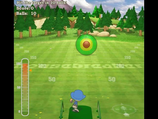 Online hra Golf