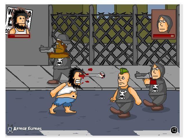 Online hra Hobo 3 Wanted