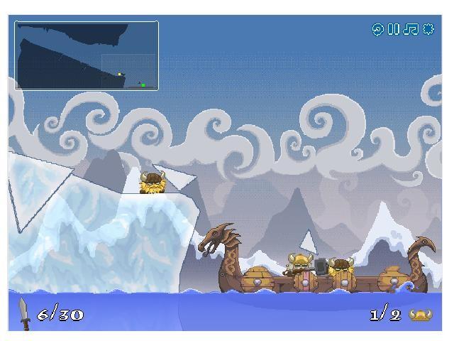 Online hra Ice Breaker