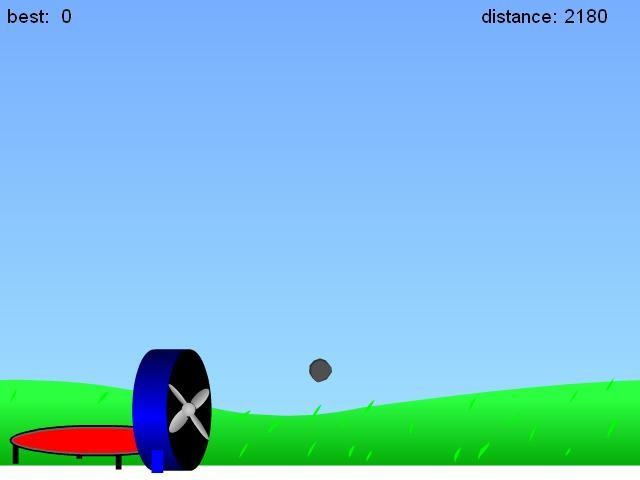 Online hra Katapult