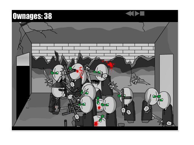 Online hra Madness Elimination 2