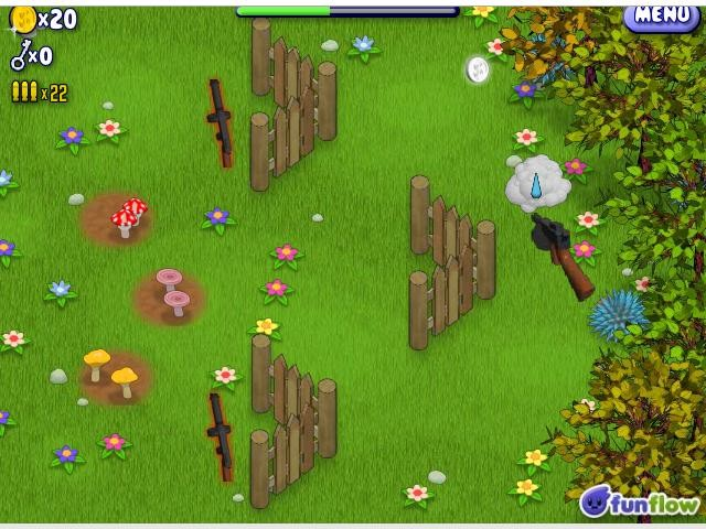 Online hra Mushroom Madness 2