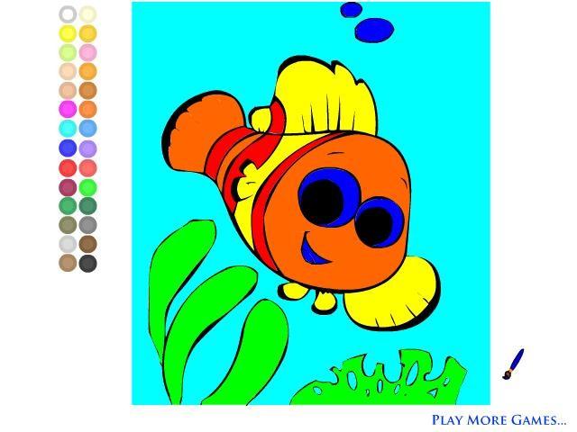 Online hra Nemo