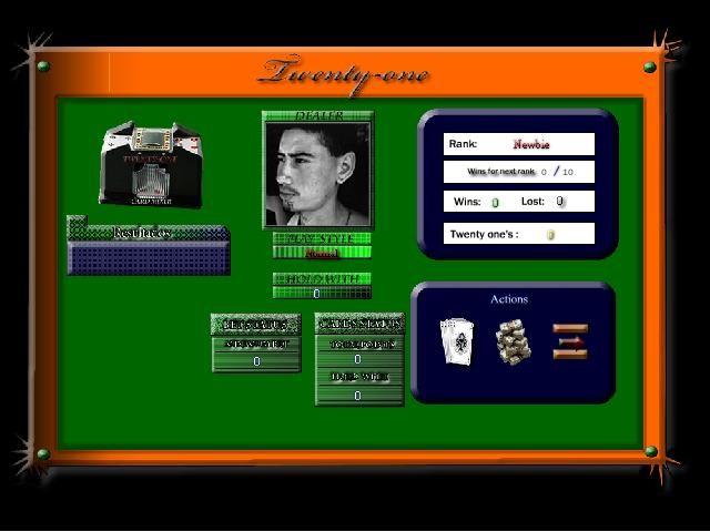 Online hra Oko