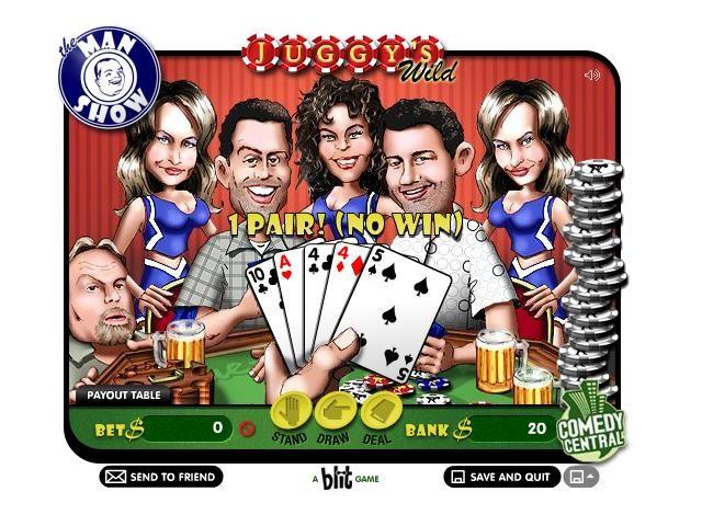 Online hra Online Poker