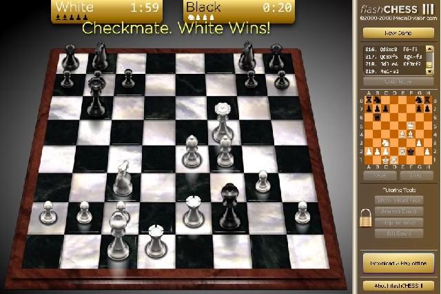 Online hra Online šachy