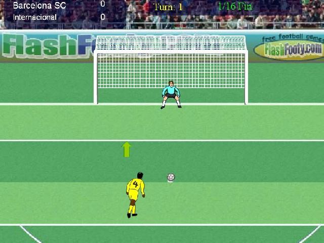 Online hra Penalty Fever