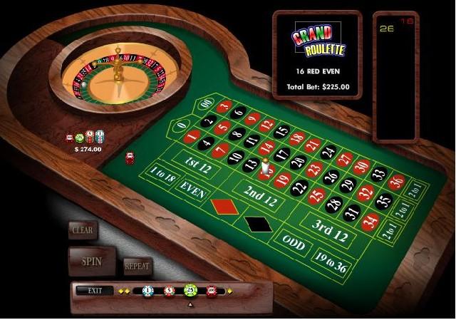 Ruleta Online Hra