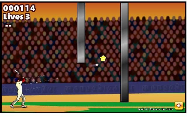 Online hra Slugger Baseball