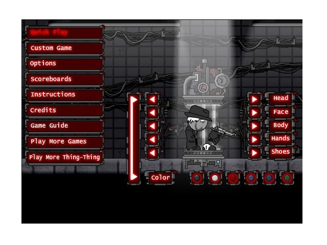 Online hra Thing-Thing arena 3