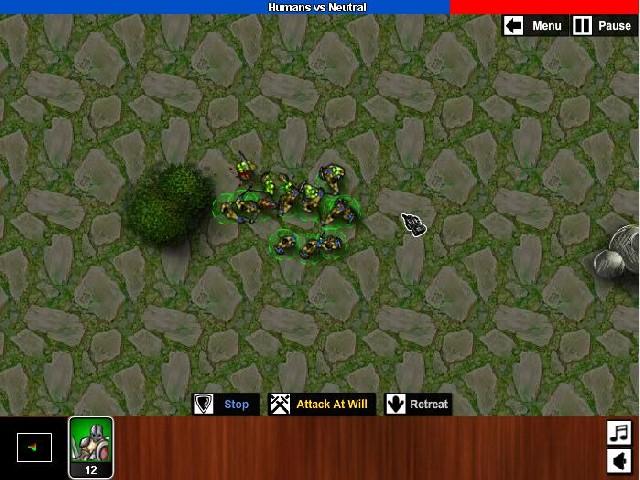 Online hra Ultimate War