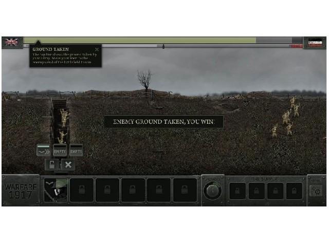 Online hra Warfare 1917